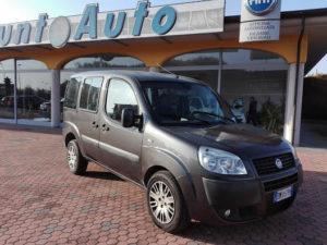 Fiat Doblo 1.9 MJT 120 CV Dynamic-interni