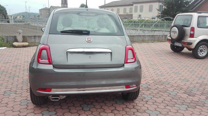 Fiat 500 500 cil. 1.2 benz 51kw 69cv mod LOUNGE + carplay pieno